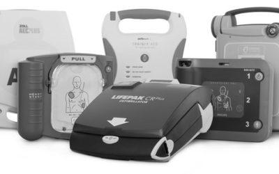 Defibrillators in Yeovil