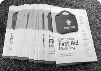 Emergency First Aid Guidance